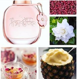 Coach 香水・フレグランス 国内発【COACH】2018SS新作&雑誌掲載♥Floral ODP 90ml(5)