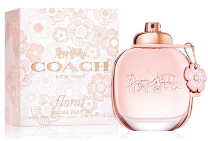 Coach 香水・フレグランス 国内発【COACH】2018SS新作&雑誌掲載♥Floral ODP 90ml(6)