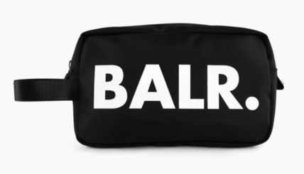 BALR クラッチバッグ 【関税送料込】 BALR U-SERIES TOILETRY KIT コンパクト バッグ(2)