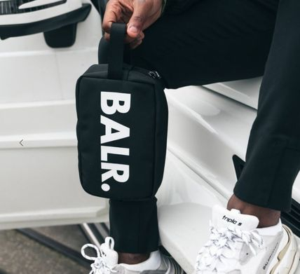 BALR クラッチバッグ 【関税送料込】 BALR U-SERIES TOILETRY KIT コンパクト バッグ(3)