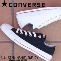 【CONVERSE】CHUCK TAYLOR ALL STAR HEARTLINE OX ハートライン
