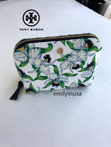 即発 TORY BURCH★KERRINGTON COSMETIC CASE*可愛い花柄