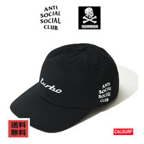 【在庫あり】Anti Social Social Club x Neighborhood BLACK CAP