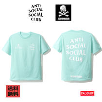 【在庫あり】Anti Social Social Club x Neighborhood TEAL Tee