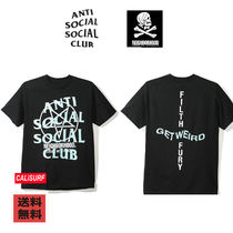 Anti Social Social Club x Neighborhood  Filth Fury TEE-BLACK