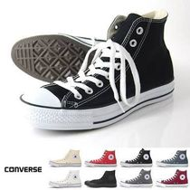 定番【CONVERSE】コンバースCHUCK TAYLOR  CANVAS ALL STAR HI