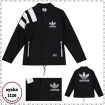 送料関税込★ Adidas Game Jacket United Arrows Sons 胸ロゴ付