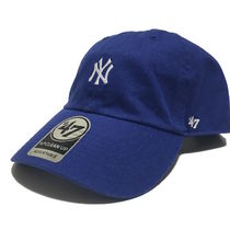47 Brand(フォーティーセブン ブランド) キャップ 47Brand Yankees Centerfield '47 CLEAN UP Royal
