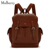 18SS新作◇送関込【Mulberry】Heritage レザーバックパック