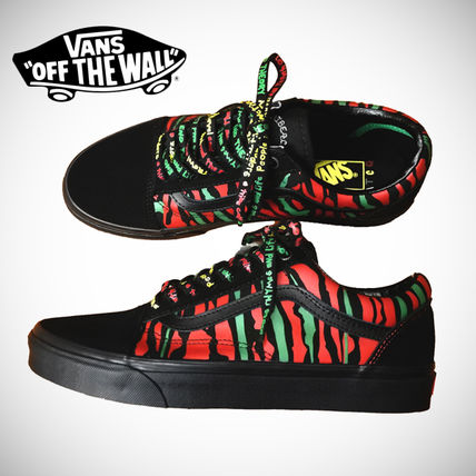 国内即発♪大人気♪ VANS×A Tribe Called Quest OLDSKOOL ATCQ