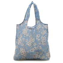CathKidston トートバッグ 759229 Foldaway Shopper Soft Blue