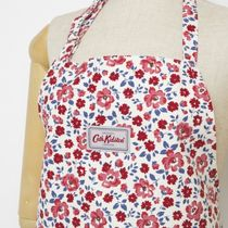 CathKidston エプロン 757812 Apron Stone Red Island Flowers