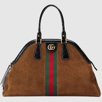 18SS◆GUCCI マザーズバッグ RE(BELLE) large top handle bag