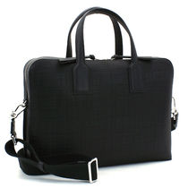 LOEWE  Goya Thin Briefcase 2WAYビジネスバッグ BLACK