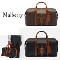 18SS新作◇送関込【Mulberry】Heritage Weekender ボストンBAG