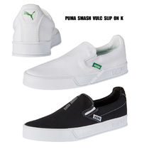 PUMA★SMASH VULC SLIP ON K★スリッポン★25~29cm★2色