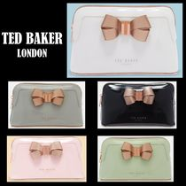 TED BAKER(テッドベーカー) メイクポーチ 【SALE】Ted Bakerテッドベーカー リボン付きメイクポーチ(5色)