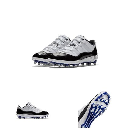 31f18f214b939 BUYMA| 送料無料 JORDAN XI RETRO LOW TD MEN S FOOTBALL CLEAT 35338424