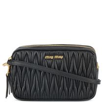 MM443 MATELASSE MINI SHOULDER BAG