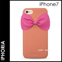 ★追跡&関税込【IPHORIA】iPhone7/Bow Rose