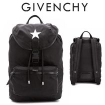 GIVENCHY正規品/超特急EMS送料込み スターパッチ Backpack
