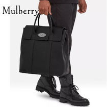 18SS新作◇送関込【Mulberry】Tall Bayswaterレザートートバッグ