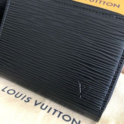 Louis Vuitton コインケース・小銭入れ 直営店買付【LOUIS VUITTON】ジッピーコインパース ノワール(2)