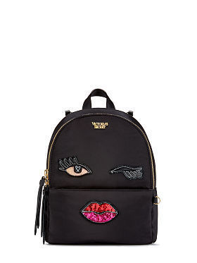 Victoria's Secret バックパック・リュック 超新作 Victoria's secret Runway Patch Small City Backpack VS(2)