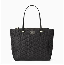 A4対応【kate spade】wilson road キルティングトートバッグ