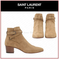 ■■Saint Laurent 17AW■■51%OFF!ジョッパーブーツ(TOBACCO)