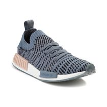 Womens adidas NMD R1 Athletic ShoeGray/Blue 436530411