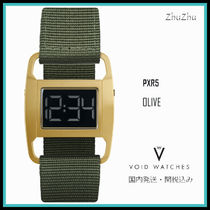 VOID WATCHES / PXR5 - OLIVE