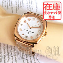 ★ヤマト便在庫★MARC JACOBS Mandy Gold-Tone Watch MJ3574