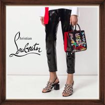 ★Christian Louboutin 《DESIGNER PRINT MINI BAG》送料込み★