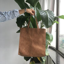 ☆ASCLO☆ Leather Totebag (6color)