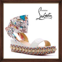 ★Christian Louboutin 《FLAT SOLE  SANDALS 》送料込み★