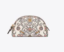 Tory Burch HICKS GARDEN PARTY SMALL MAKEUP BAG