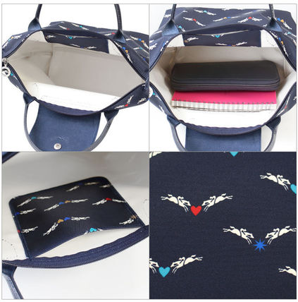 Longchamp ハンドバッグ ロンシャン ハンドバッグ Le Pliage Chevaux Ailes 1621 663 006(3)