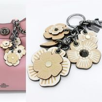 COACH 17451【完売色】Willow Floral Mix Bag Charm