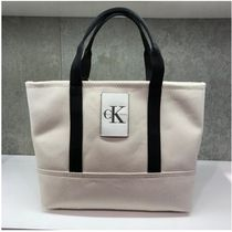Calvin Klein CARRYALL TOTE CKロゴトートバッグ  DH1511 251