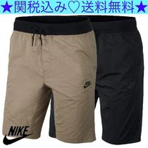 ★NIKE★NSW★WOVEN★ショートパンツ★2色★通気性抜群!!