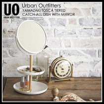 URBAN OUTFITTERS CATCH-ALL DISH WITH MIRROR★37610896-010