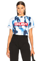 HELMUT LANG(ヘルムート ラング) Tシャツ・カットソー x Shayne Oliver Tour Tee Tシャツ