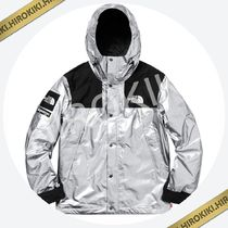 M /Lサイズ★Supreme The North Face Metallic Mountain Parka