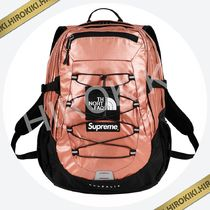 【18SS】Supreme The North Face Metallic Borealis Backpack