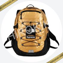 【18SS】Supreme The North Face Metallic Borealis Backpack 金