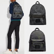Coach ◆ 29476 Academy backpack with wild beast print