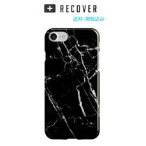 Recover(リカバー) スマホケース・テックアクセサリー 送料・関税込み★RECOVER★プラスチック製 Marble iPhoneケース