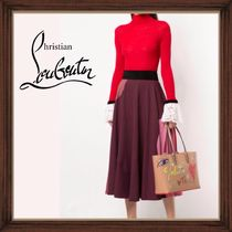 ★Christian Louboutin 《CABATA ILLUSTRATED BAG》送料込み★