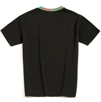 Tシャツ・カットソー 希少!!【V MADE】ロゴリブネックTEE【送関込】(3)